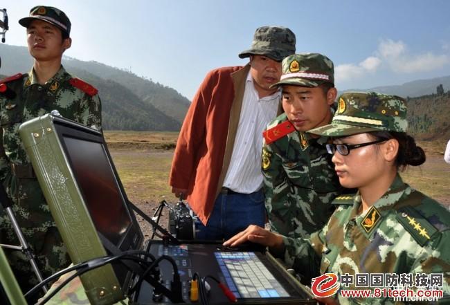武警森林部队配备hw1313a小型无人侦察机抗战日满电视剧图片