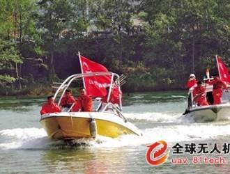 无人直升机助力海上交通   实现海事监管立体化