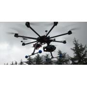 天翼TY-X8多旋翼航拍无人机