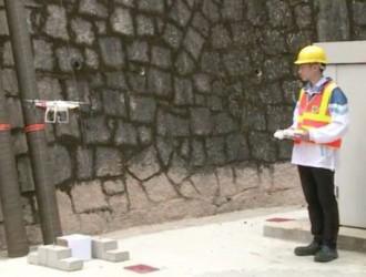 """香港""""管道飞行检测""""项目:用无人机检测燃气管道"""