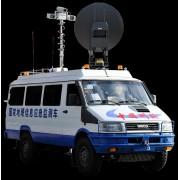 国家地理信息应急监测车