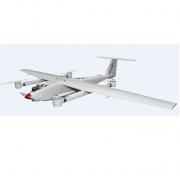 复合翼垂直起降无人机CW-20大鹏