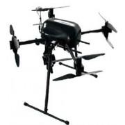 四轴多旋翼无人机巡检系统(适合海岛7-8级风环境跨海飞行)