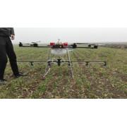 植保无人机自动巡航大喷福 超长续航载重20KG