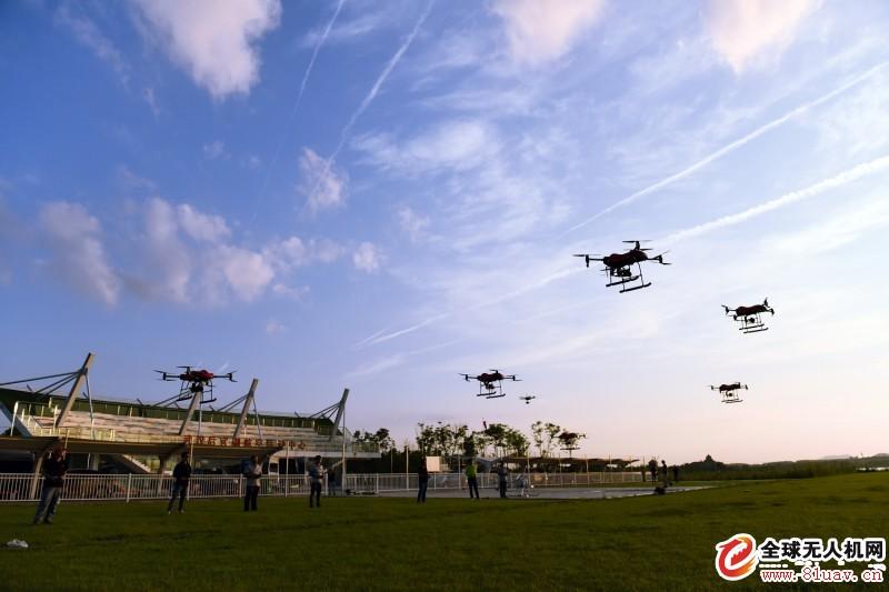 """""""优云""""系统运行将降低无人机运营成本,扩展无人机应用领域"""