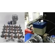 航空发动机及测试系统
