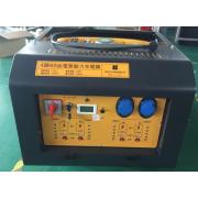 植保无人机油电混合充电器