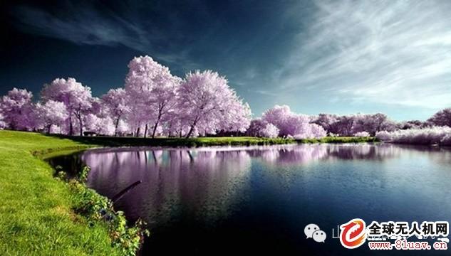 """风景摄影中的""""动静之美"""""""