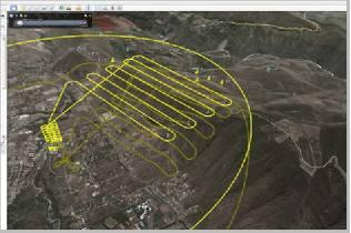 ebee无人机挑战高精度地形测量