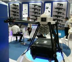 警用武装无人机