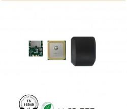 GPS+北斗(GLONASS)定位模块