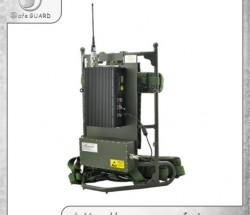 背架式单兵传输系统   无线图像传输  室外作战视频对讲
