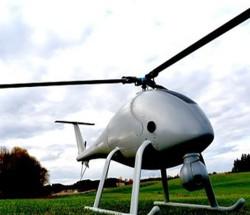 无人直升机机体(定做)