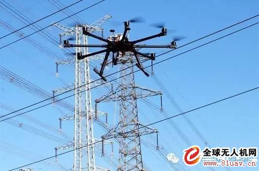 电力架线巡检清障一站式解决方案