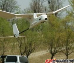 KY-1型航测无人机载荷1kg航时45分钟航程50公里