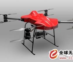 EWZ-S8Mini型八旋翼智能无人机系统