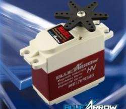 磁传感数字高精度无刷马达舵机 MIBL70192MG