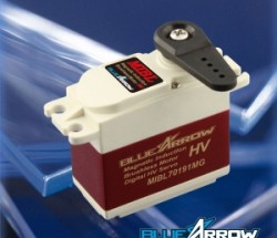磁传感数字高精度无刷马达舵机MIBL70191MG
