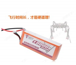 22.2V 10000mAh 15C 25C 无人机电池