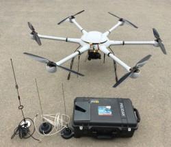无人机地面站 地面系统控制站 智能公安消防