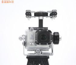 斯威普Splash Drone无人机GoPro防水云台