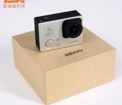 斯威普ZERO航拍运动相机1600万像素支持WIFI手机遥控