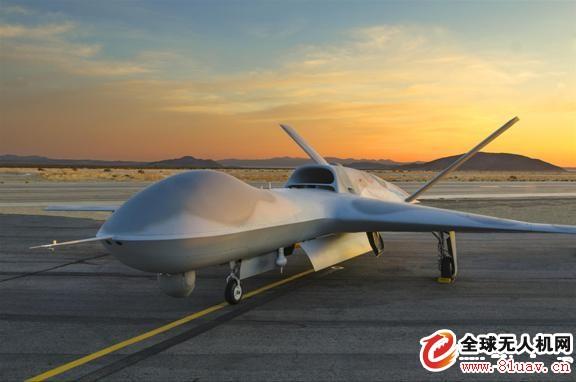 通用原子航空体系公司的Predator® C增程型无人机成功首飞