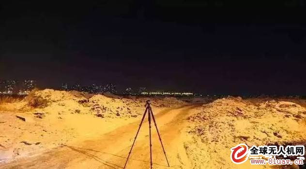 夜间光绘摄影教程