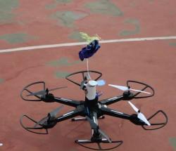 无人机降落伞弹射器/ 无人机降落伞系统