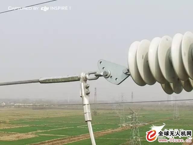 无人机电力工程验收