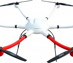 六轴 多旋翼碳纤维机架 机臂上扬结构