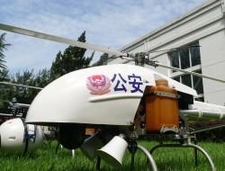 无人机在警务领域的应用