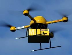 无人机在快递行业的应用