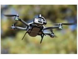 福特公司开发自动驾驶汽车的导航无人机