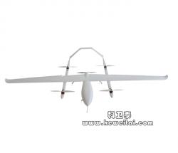 科卫泰GX350垂直起降固定翼无人机有效载荷7kg航时2小时