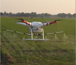 北京淳一航空cy-x4电动多旋翼农业植