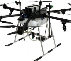 NY—M10植保无人机载重 10kg X型6机臂12旋翼,机臂可折叠