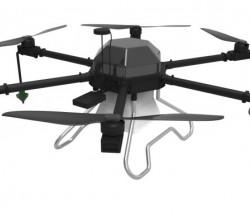 NY-M05植保无人机 5公斤 X型6机臂6旋翼,机臂可折叠
