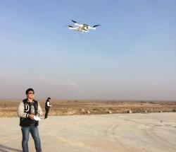 新疆凯兰航空无人机培训!