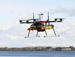 无人机有望被日本用来救灾
