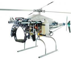 VH-2 无人直升机机 载重10公斤