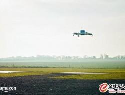 申请无人机专利 亚马逊一直在路上