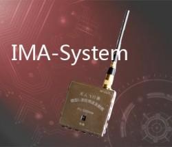 IMA-1000无人机图传系统传输距离20千米机载端45g
