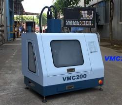 VMC200微型教学加工中心