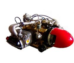 S 2100UL/2200 UL无人机发动机