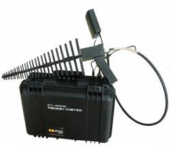 ZYL-GR030手提式低慢小飞行器干扰仪-通过公