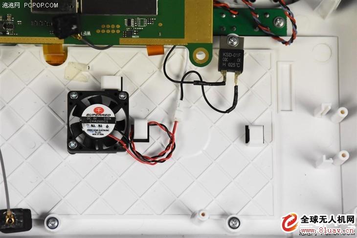 昊翔yunee cst10 遥控器评测 拆机解析_全球无人机网