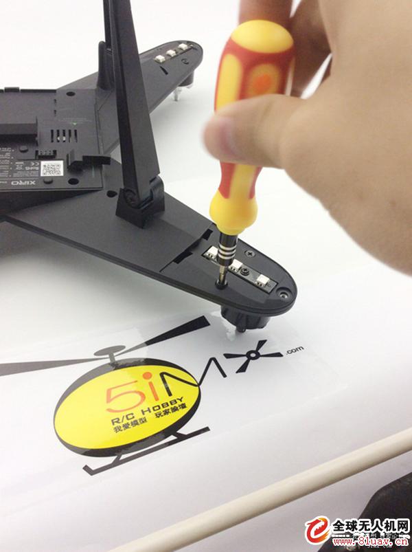 零度Xplorer V无人机拆机评测