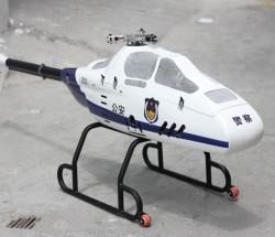 上海寅翅智能监控巡逻无人直升机20Kg标准载荷续航超过2小时抗风7级