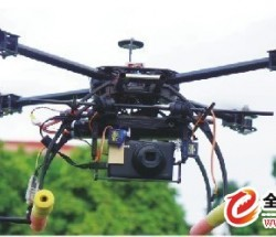 无人机高空摄影摄像